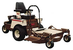 Grasshopper Mower Model 614